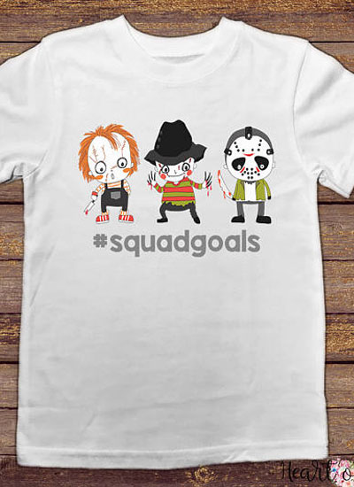 6535baf2 10 Original and Funny Halloween Shirts For Toddlers - You Only Live ...