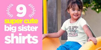 9 Super Cute Big Sister Shirts For Girls For Your Pregnancy Announcement