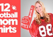 Football Mom Shirts Every Proud Mom Need Right Now!